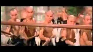 Training Scenes   The 36th Chamber of Shaolin