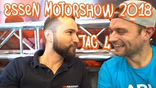 Essen Motorshow 2018 Tag 4 | PP-Performance | Philipp Kaess