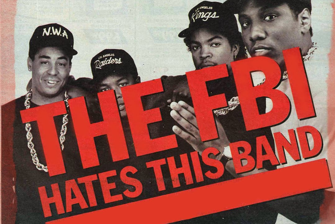 Gov't Tried to Shut Down Rap in Straight Outta Compton, and They're Still Doing It.