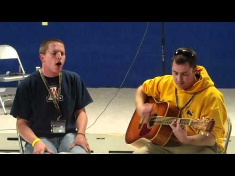 Five Finger Death Punch - The Bleeding acoustic cover