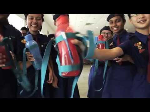 A Water Story By Tupperware Brands In Celebration Of Singapore's 49th Birthday