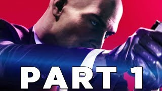 HITMAN 2 Walkthrough Gameplay Part 1 - INTRO (PS4 PRO)