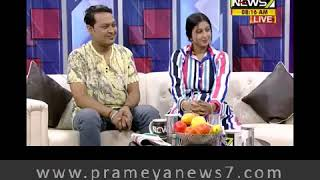 BREAKFAST ODISHA with Actor Anant Narayan Mishra (24.10.17)