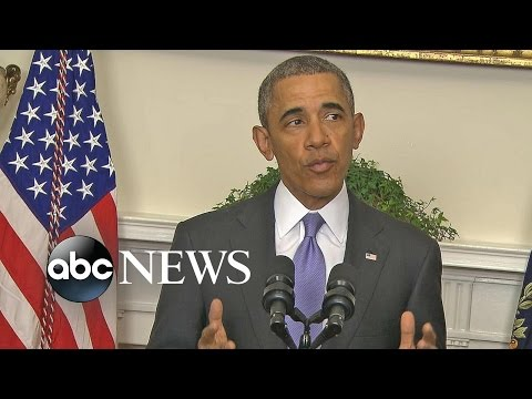 IRAN-US RELATIONS | President Obama's FULL STATEMENT