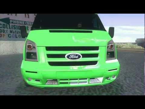 Ford Transit Sport 2011