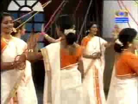 Thiruvathirakali , Choreography Malathy Teachr video