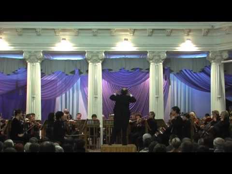 Shostakovich Symphony No. 1 Movement II. Allegro - Meno mosso - Allegro - Meno mosso