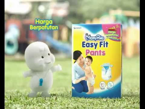 Mamypoko Easy Fit Pants (bm) video