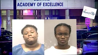 Kansas City Women Charged In Death Of Teen Shot At A Basketball Game.