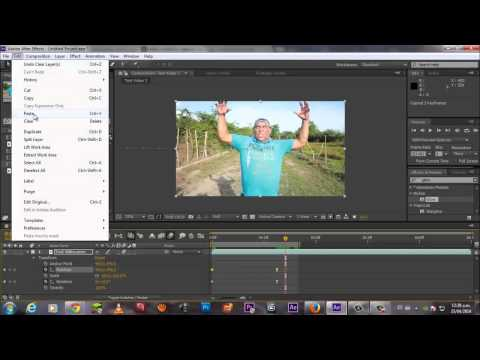 tutorial basico After Effects animacion
