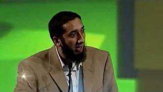 When You Decide to make a Change – FUNNY – Ustadh Nouman Ali Khan