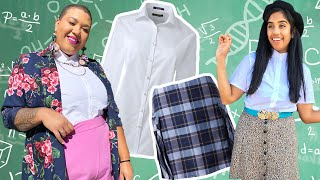We Try Styling School Uniforms As Clothes