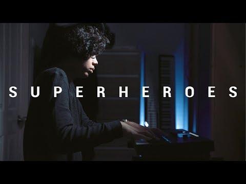 Superheroes - The Script   BILLbilly01 Cover