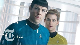 In Darkness - 'Star Trek Into Darkness,' 'Frances Ha' and 'Augustine' - This Week's Movies