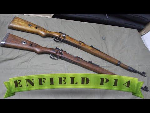 Винтовка Enfield P14. Оружие Первой Мировой