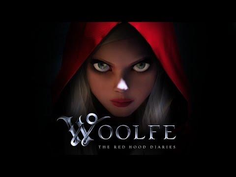 Woolfe The Red Hood Diaries Gameplay