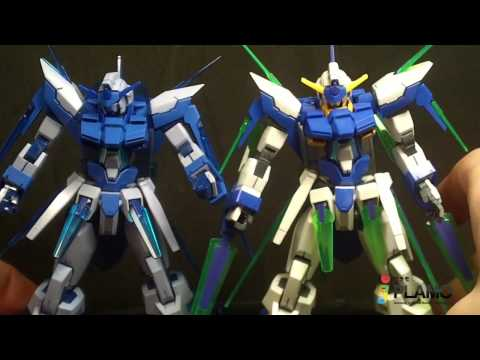 1/144 HG Gundam Age FX Burst Review