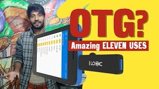 HINDI-Top 11 Amazing uses of OTG!