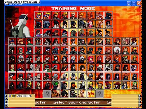 Naruto Ultimate Ninja Storm Generations MUGEN  +download