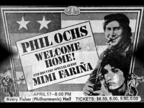 Phil Ochs - All My Heroes Are Dead