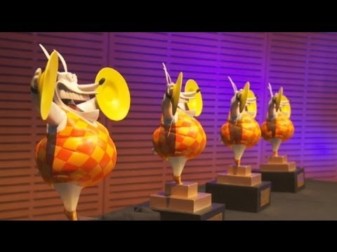 euronews cinema - Getting animated at Cartoon Movie in Lyon