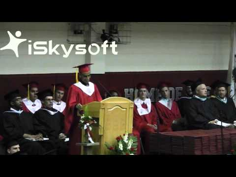 Palatine High School Student Commencement Speaker 2014