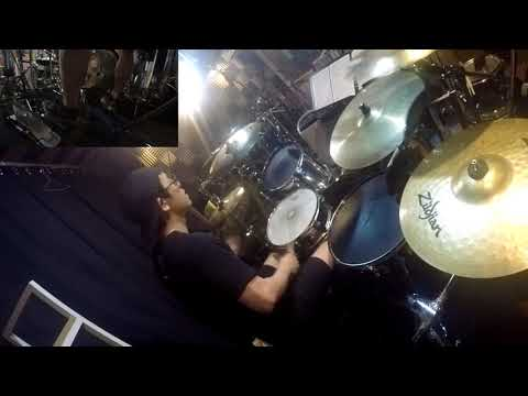 As I Lay Dying - My Own Grave - Drum Cover