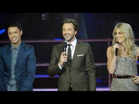 Nathan Allgood And Sophie Phillis Sing Stay: The Voice Australia Season 2