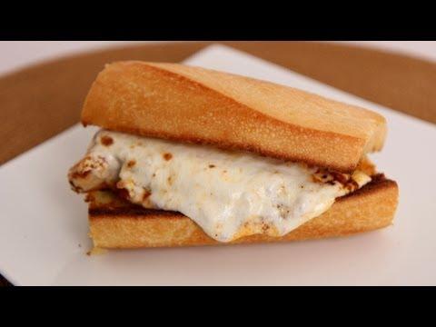 Chicken Parm Sandwich Recipe