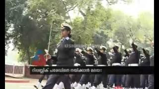 Malayalee women Priya jayakumar lead  Republic Day parade : Asianet News Special