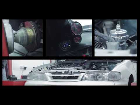 Nissan 200SX - Dyno @ Max-Tuning - April 11th 2013