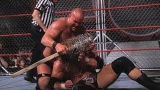 Triple H Vs Stone Cold Steve Austin WWE No Way Out 2001 Full Macth