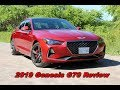 2019 Genesis G70 Review mp3