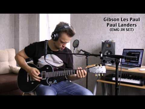 Пушной - Тест гитар Gibson!