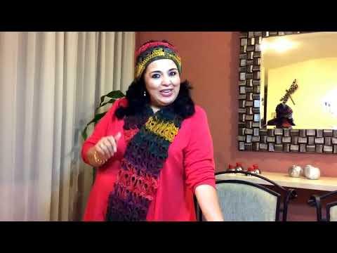Gorro caracoles o de puntada peruana