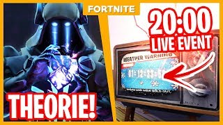 FIRE KING THEORIE + GROOT LIVE EVENT! - Fortnite