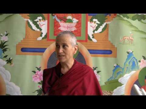 Buddha nature and omniscient mind
