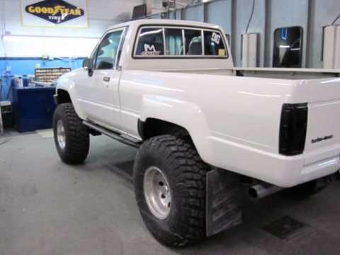 1986 toyota pickup truck 1uz fe manual swap quantum auto Toyota Pickup 4x4 auto to manual conversion toyota pickup