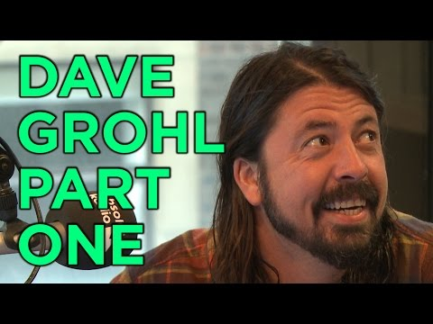 Dave Grohl - Full Absolute Radio Interview (Part 1 of 3)