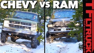 Big Green vs Dodgezilla vs Snowy a Gold Mine Hill Rematch