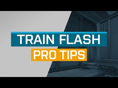 CS:GO - ProTips: Train - T Connector Flash