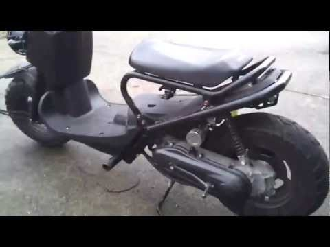 50cc Honda Ruckus walk around and start up