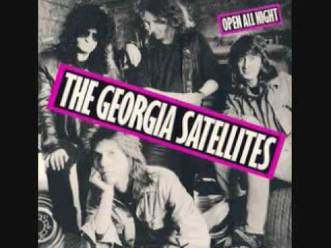 Georgia Satellites -Keep your hands to yourself