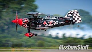 Skip Stewart Aerobatics - Spirit of St Louis Airshow 2016