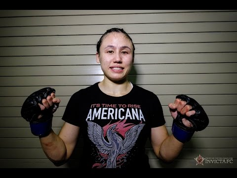 Invicta FC 9: Jamie Moyle Post Fight Interview