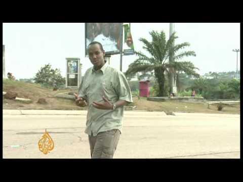 Gabon alert as fears of post-vote violence grow - 31 Aug 09