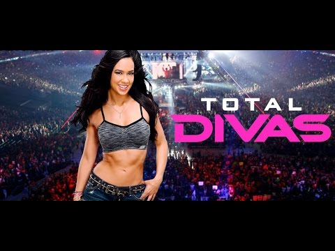 Breaking News On AJ Lee Being Added To Total Divas - AJ Lee Becoming The Face Of Total Divas