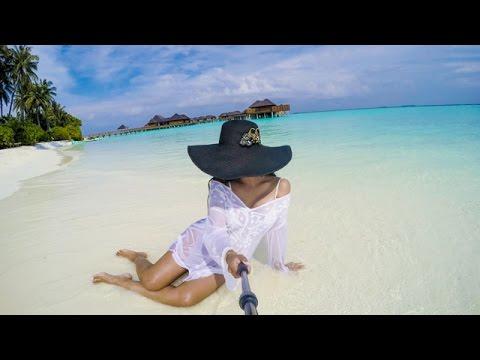 Travel VLog: MALDIVES 2014 // Iru fushi Beach & Spa Resort + Malé City