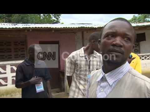 LIBERIA: EBOLA - TEXAS PATIENT'S AFRICAN TRAIL