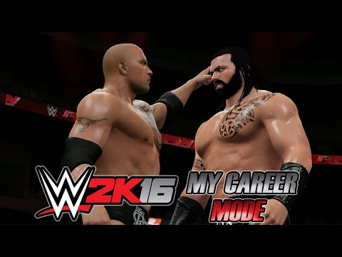 WWE 2K16 - My Career - #148 - O Oponente